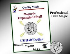 Magnetic Expanded Shell (Half Dollar) - Auction Special