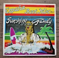 Sunshine Family - Espana Boot Mix  Vol 1