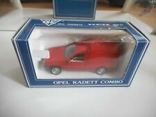 AHC Models Opel Kadett Combo in Red on 1:43 in Box