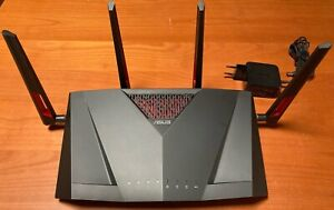 Router Asus RT AC88U PERFETTO