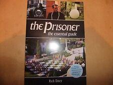 PATRICK McGOOHAN THE PRISONER ESSENTIAL GUIDE 17 EPISODES ITC PORTMERION TV