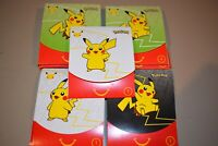 Pokémon Happy Meal Cards 3 Per Lot 15 Packs Total McDonald's 25th Anniversary