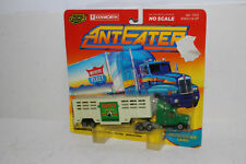 ROAD CHAMPS ANTEATERS DIECAST #7372 KENWORTH TRACTOR, RED'S DAIRY TRAILER, HO #2