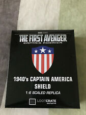 Loot Crate Marvel Captain America 1:6 Scaled replica 1940 Shield
