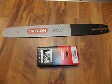 "20"" Oregon  200VXLHD009 bar + Ripping chain combo for Husqvarna 385 371 372 saw"