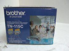 Brother,  TN-115C,  High-Yield,  Cyan,  Color Toner Cartridge