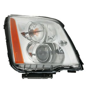 OEM NEW 2006-2011 Cadillac DTS Xenon HID Head Light Lamp Passenger Side 19352125