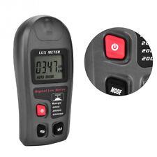 Digital Light Meter Luxmeter Lux/FC Photometer Measure 200000Lux Illuminometer