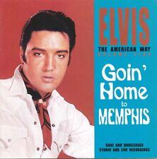 Elvis Collectors CD - The American Way - Goin' Home - Volume 5