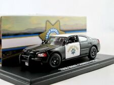 """2008 Dodge Charger Pursuit """"California Highway Patrol""""  / Greenlight 1:43"""