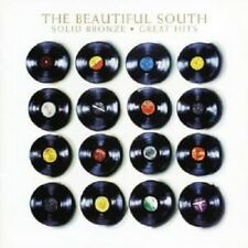 """THE BEAUTIFUL SOUTH """"SOLID BRONZE GREAT HITS"""" CD NEW+"""