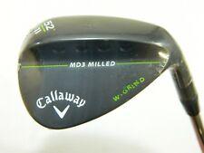 New Callaway MD3 Black single 52* Gap wedge AW 52.11W wedge flex