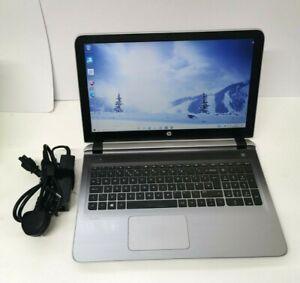 "HP Pavilion 15 15.6""  Gaming Laptop 256GB SSD AMD A8-7410 Quad Radeon R5 8GB"