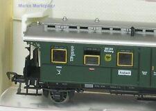 H0 Personenwagen 3.Kl. m. Postabteil DRG Fleischmann 5065 neuw. OVP