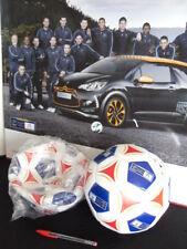 1 Ballon foot CITROEN sponsor FFF football équipe de France