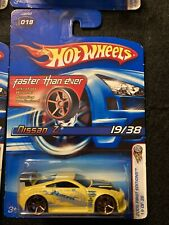 Hot Wheels. 2006 First Editions Nissan 350Z Fte