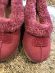 Women's Rylan Ugg Slippers. Size 8.