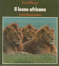 IL LEONE AFRICANO - WALT DISNEY
