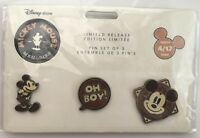 Disney Mickey Mouse Memories Limited Release April Oh Boy! Pin Series 4/12