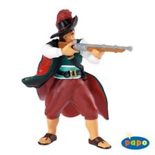 Cosair with Musket - Papo: vinyl miniature toy human figure