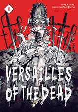 Versailles of the Dead manga volume 1 english paperback new graphic novel