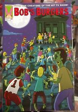 BOBS BURGERS #13 JESSE JAMES COMICS EXCEED EXCLUSIVE COVER DYNAMITE NM