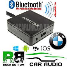 BMW E39 E46 E53 Round 10 Pin Bluetooth Music Streaming AUX In & Car Kit SKU732