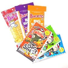 Lot 6 x Bento Squid Thai Fish Seafood TAO KAE NOI Sweet Spicy Delicious Low fat