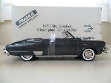 Danbury Mint - 1950 Studebaker Champion Convertible - 1/24 Diecast