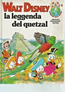 (Walt Disney) La leggenda del quetzal 1988 Walt Disney avventure nella natura 29