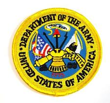 Department Of The Army 1775 U.S.A. Military Embroidered Patch Iron Sew AKPM1061