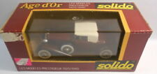 Solido 1/43 Scale Metal Model - SO223 CORD L 29 80 RED/WHITE