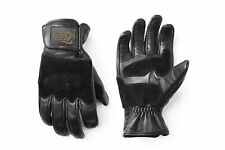 Fuel Rodeo Short Motorcycle Gloves - Black