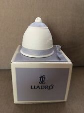 New listing Lladro christmas Bell 1993. Beautiful Porcelain