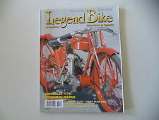 LEGEND BIKE 3/2003 BENELLI 175/PIAGGIO CIAO/OSSA MAR 250/ASTORIA SS/GNOME RHONE
