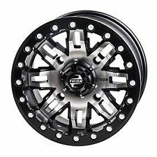 "Tusk 15"" Teton Aluminum Alloy Beadlock Wheel Polaris Honda Yamaha CanAm ATV UTV"