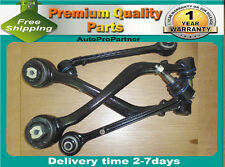 4 FRONT LOWER AND UPPER CONTROL ARM FOR CHEVROLET CAMARO 09-12