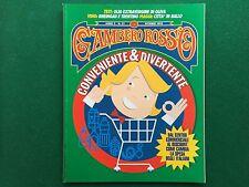 Rivista GAMBERO ROSSO n.21 del 1993 Ed Italiana CONVENIENTE DIVERTEN cucina/vino