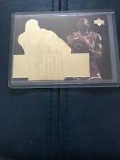 Michael Jordan Card - Rare Insert - 1996 Upperdeck SP # JC16