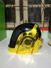 DAFT PUNK DJ Party REPLICA HELMET Fiber Golden Mask Guy Manuel de Homem-Christo