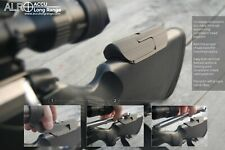 18mm Rifle stock Cheek Rest riser v2 & easy bolt removal: Increase accuracy