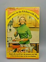 Vintage 1971 Someone's in the Kitchen with Dinah Shore Cookbook 200 Recipes Book