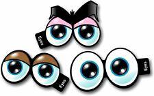Gli occhi dei fumetti n. 2 Set di 3