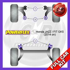 Honda Jazz / Fit GK5 (2014 on)  Powerflex Complete Bush Kit