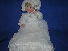 "Kenneth Shader porcelain doll - MELISSA #US26 - 12"" w/COA;  1982"