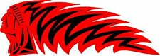 Gas Tank decals hi-detail red w/black Kawasaki Drifter Indian CHIEF motorcycle