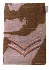 Corporal CPL Desert DPM Rank Slide (New Official