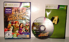 JEU MICROSOFT XBOX 360 - KINECT ADVENTURES COMPLET