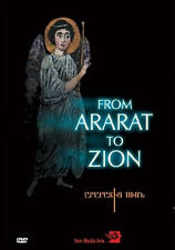 FROM ARARAT TO ZION - DVD - 2010 - New
