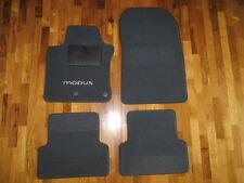 7711059685 Tappeti Tappetini Tapis Mat set Fußmatten Renault Modus / G.Modus